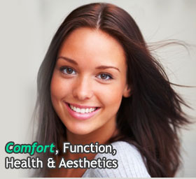 Comforts, function, health